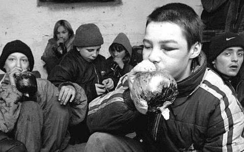 90-ые годы: Россия во мгле