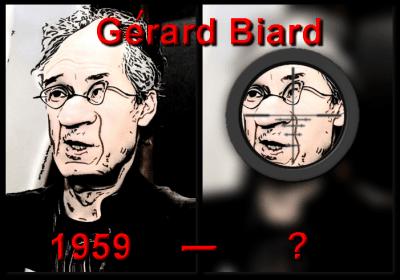 Gerard Biard is Dead