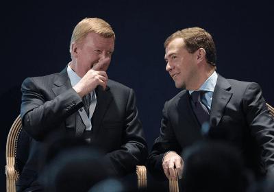 Два великих инноватора России