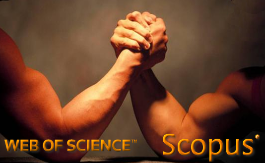 Scopus vs Web of Science