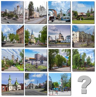 Томск. Исчезнувшие храмы города
