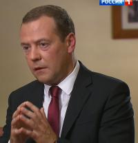 Вести-Интервью Медведева (10.09.2016)