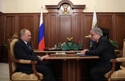 Путин и Кузьминов