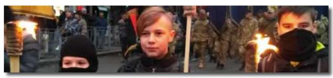 15 октября 2017 — На Украине фашизма нет — Есть фашисты