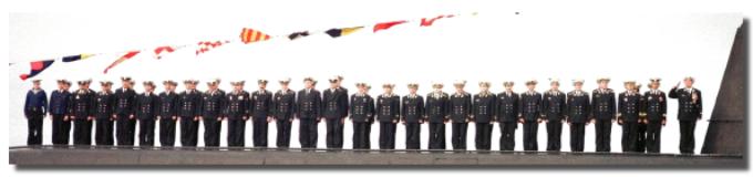 12 августа 2018 — памяти моряков АПЛ Курск