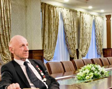 Шарыгин Герман Сергеевич (18.09.1934 - 06.01.2018)