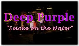 Deep Purple - ''Smoke on the Water'' (New York, 1973)