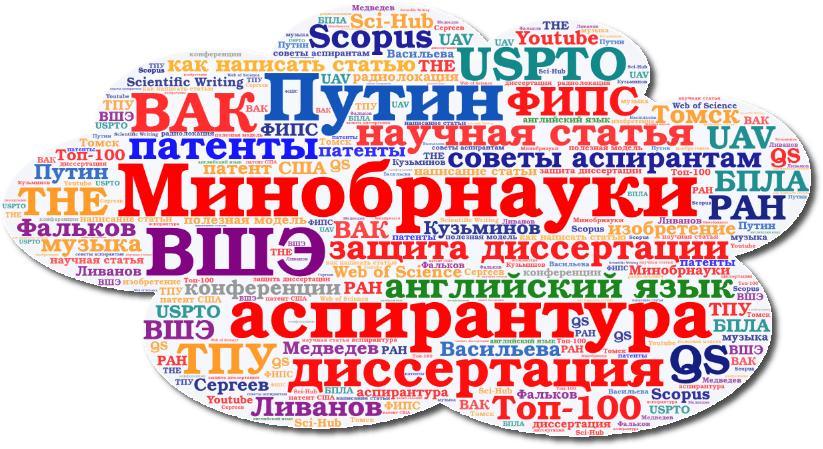 "Облако тэгов сайта ""ПАТ-Инфо"""