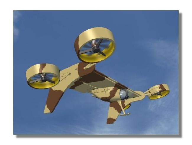 UAV-3m