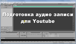 Видео-инструкция по подготовке аудио-записи защиты диссертации